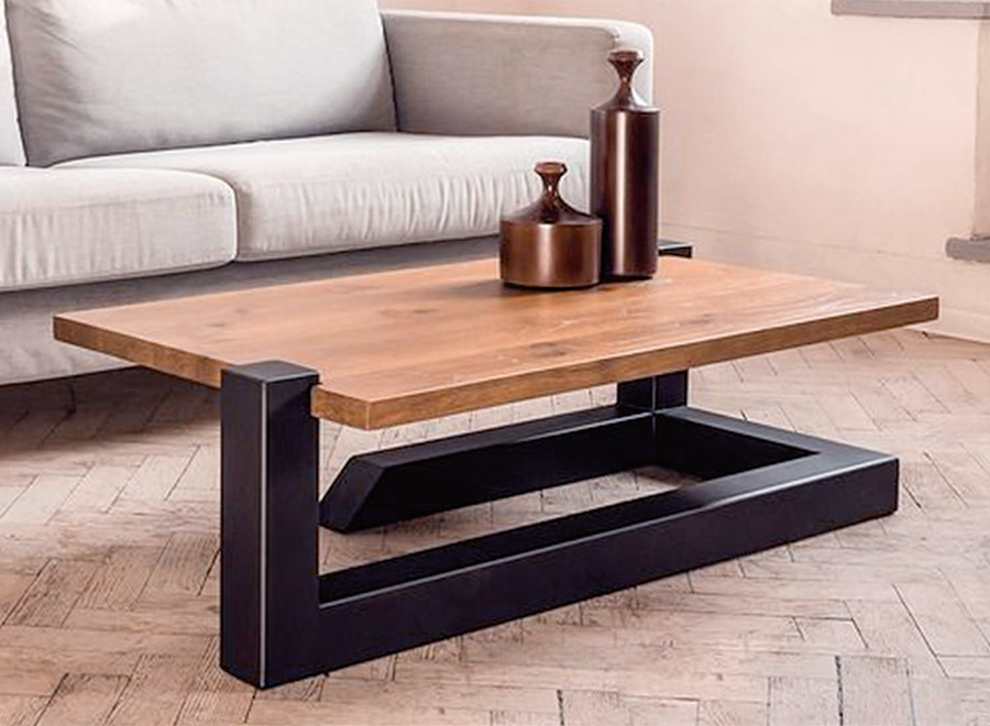 Safranbolu Walnut Coffee Table